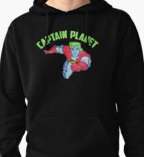 Captain Planet  Pullover Hoodie