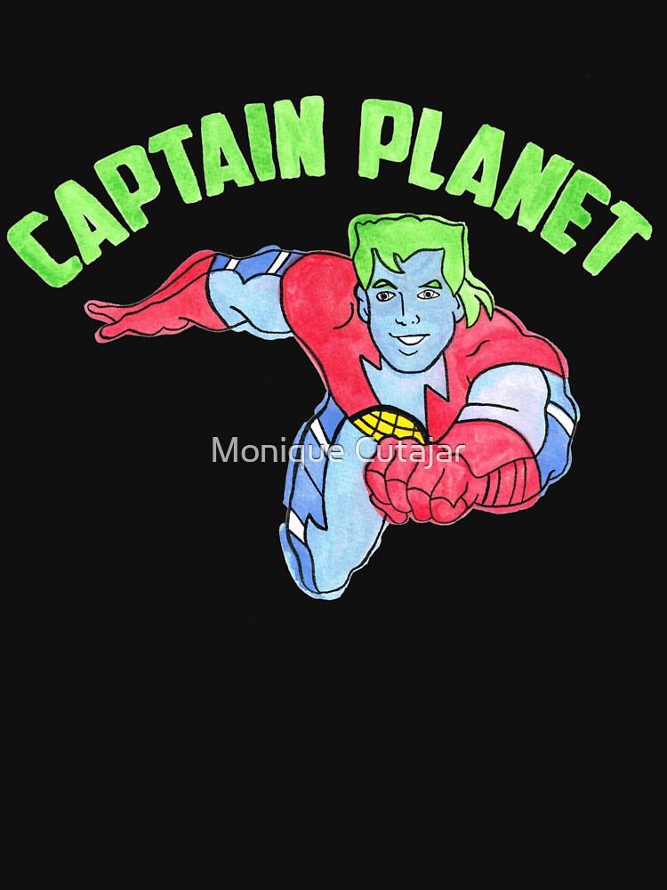 Kapitän Planet von moniquecutajar