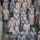 China. Xian. Terracotta Army. by vadim19