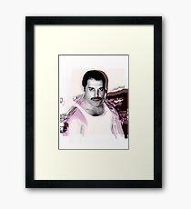Freddy Mercury! Framed Print