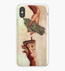 Cannabis case iPhone Case/Skin