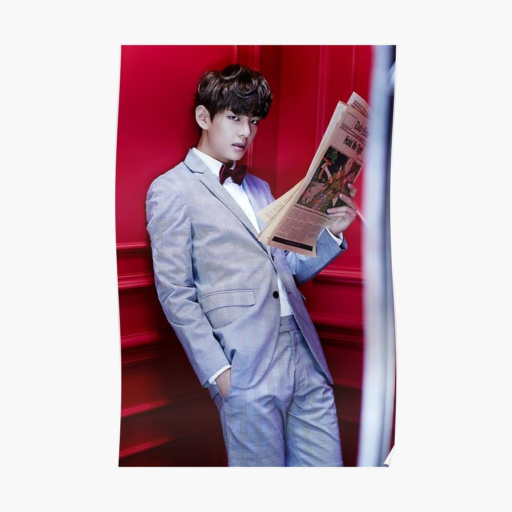 BTS DOPE V Poster