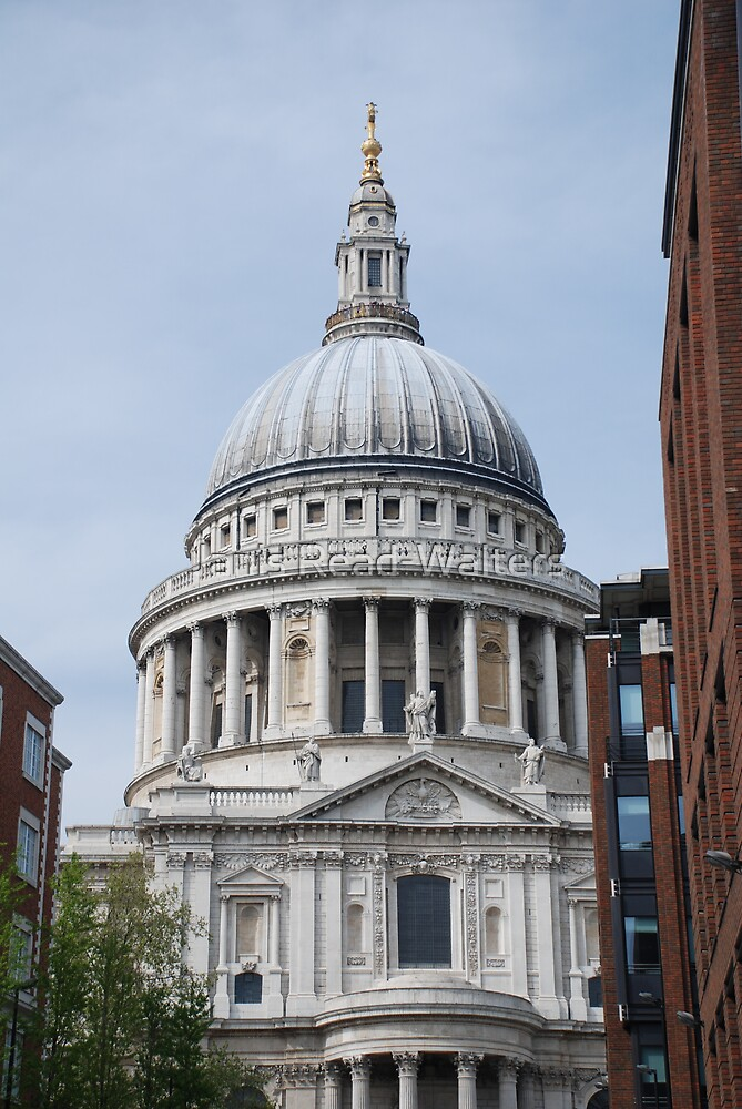 st pauls 1 by Janis Read-Walters