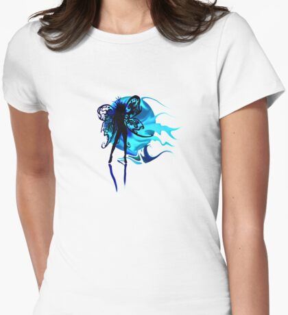 blue detail T-Shirt