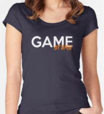 Video Game Otaku Women's Fitted Scoop T-Shirt