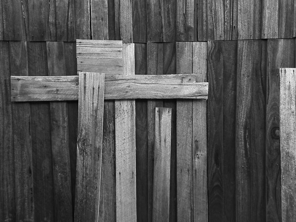 Crucifix by RosePhotography