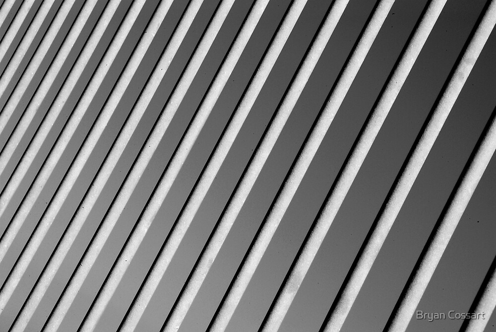 Stripes by Bryan Cossart
