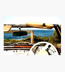 drive by Photographic Print