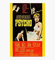 Psycho Fotodruck