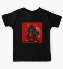 Krampus Kids Clothes