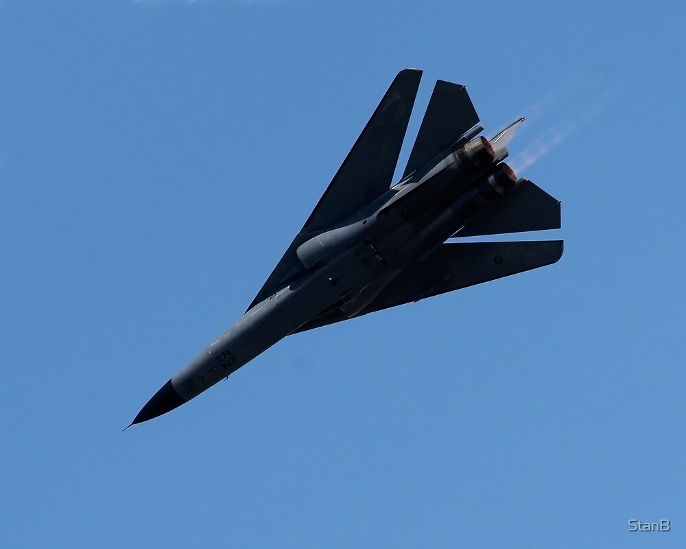 F-111 by StanB