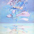 Energy above water by Sokolovskaya