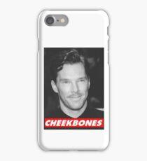 Benedict Cumberbatch Cheekbones iPhone Case/Skin