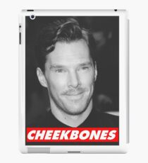 Benedict Cumberbatch Cheekbones iPad Case/Skin
