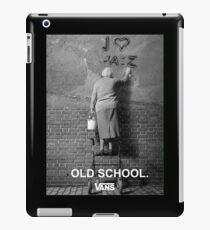 oldschool iPad Case/Skin