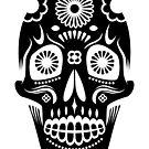 Sugar Skull by SKEWJACK