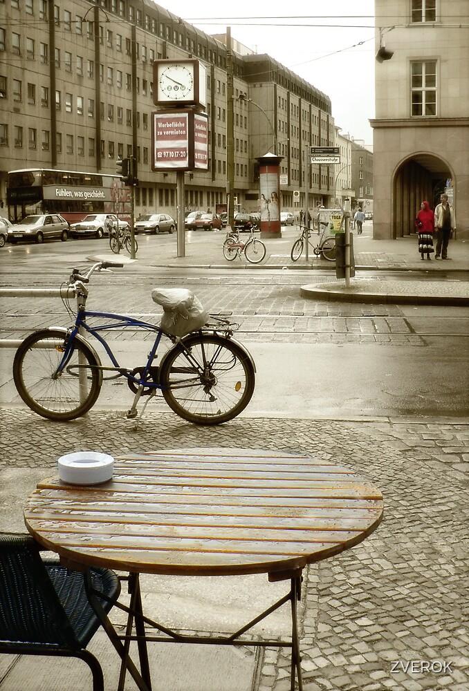 Berlin / Chausseestraße by ZVEROK