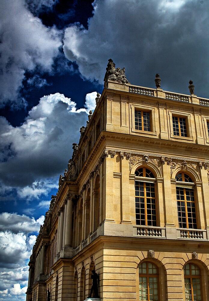 Chateau de Versailles by Kye Vincent