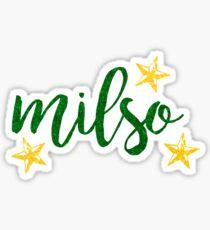 milso Sticker