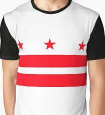 D.C. Flag Graphic T-Shirt