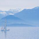 Vancouver Yacht by Anita Charlton L.R.P.S.