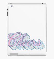 Cool Typography iPad Case/Skin