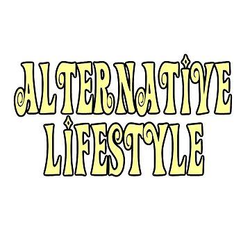 Alternative Lifestyle (Daisy's Tee) by ericarkitchen