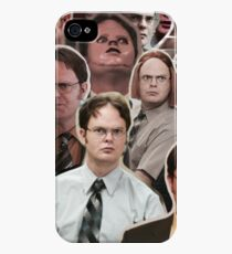 Dwight Schrute - The Office iPhone 4s/4 Case