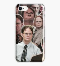 Dwight Schrute - The Office iPhone Case/Skin