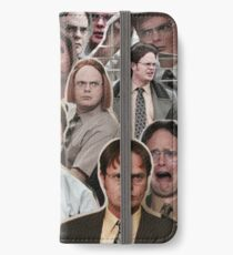 Dwight Schrute - The Office iPhone Wallet/Case/Skin