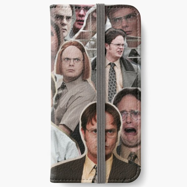 Dwight Schrute - The Office iPhone Wallet