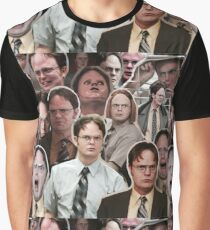 Dwight Schrute - The Office Graphic T-Shirt