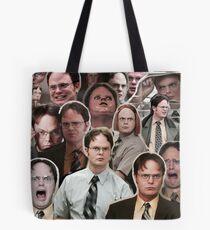 Dwight Schrute - Das Büro Tote Bag