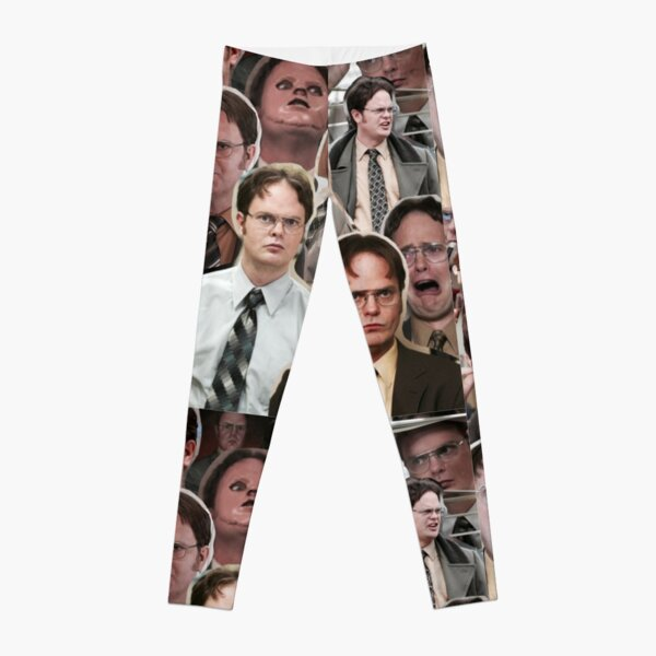 Dwight Schrute - The Office Leggings