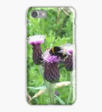 Bee and Thistle iPhone Case/Skin