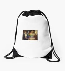 Totally appropriate Cophine Drawstring Bag