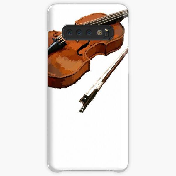 Violin Music player Samsung Galaxy Snap Case