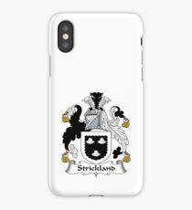 Strickland iPhone Case/Skin