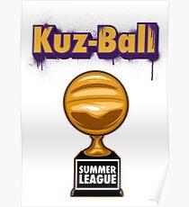 Kuz-Ball - Lonzo Ball and Kyle Kuzma Poster