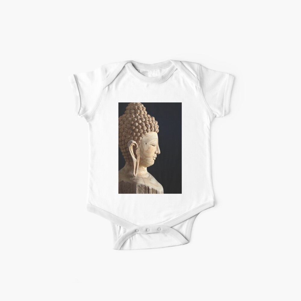 Peaceful Buddha Baby One-Pieces