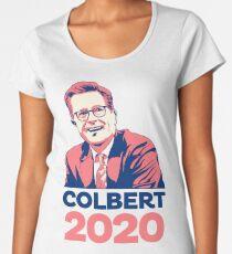 Steven Colbert for president Women's Premium T-Shirt