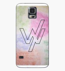 Sleeping With Sirens W Case/Skin for Samsung Galaxy