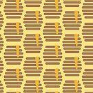 Honigtopf-Muster von christymcnutt