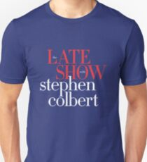 Late show with stephen colbert mug Unisex T-Shirt
