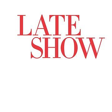 Späte Show mit Stephen Colbert Becher von simonZan