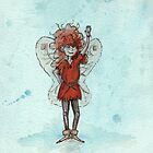 This is REGIN another one of the Flutterby's by T Pryke