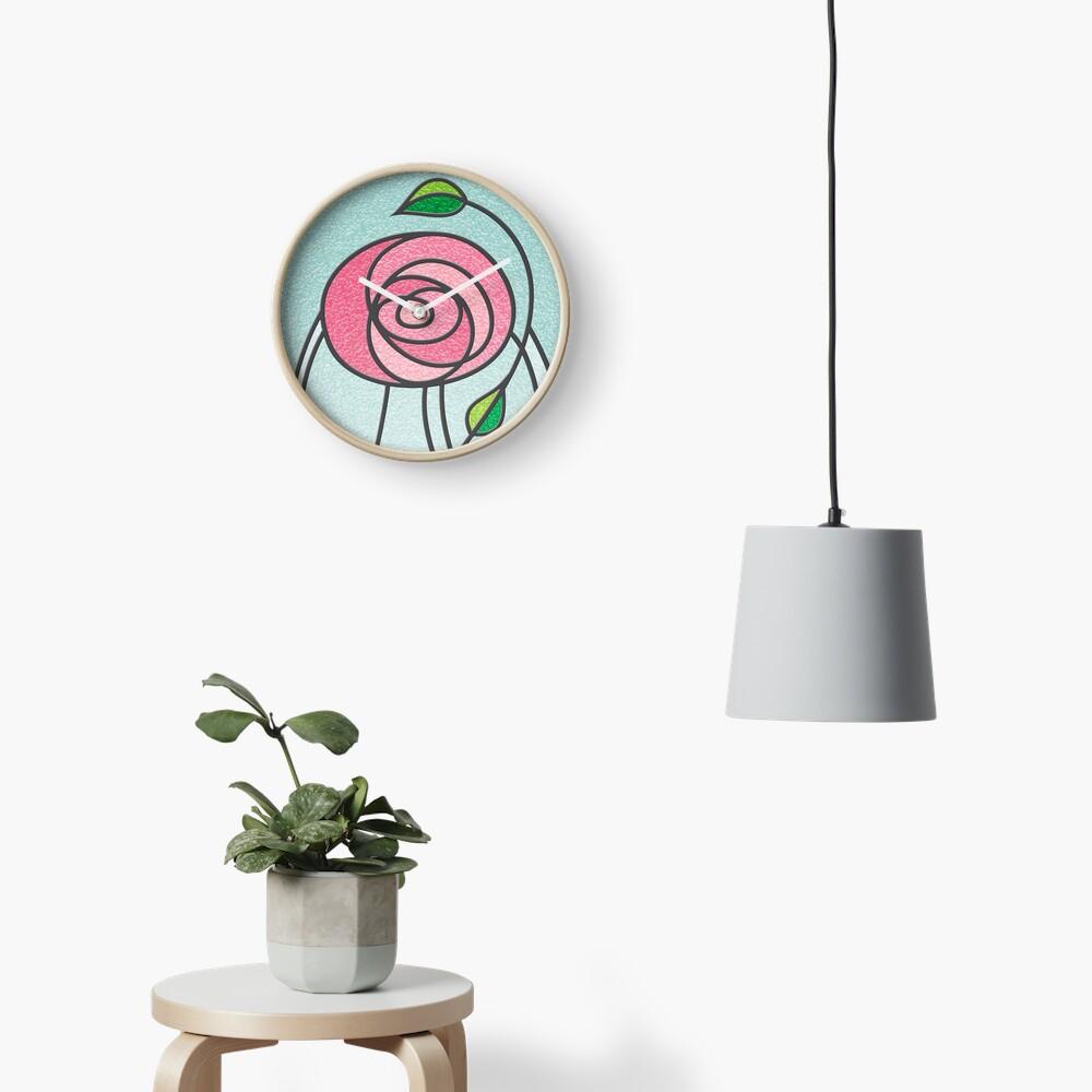 Mackintosh Rose Uhr
