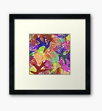 Deciduous Delight Number One Framed Print