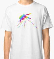 Rainbow mosquito Classic T-Shirt