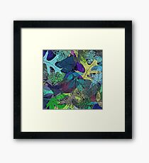 Deciduous Delight Number Two Framed Print